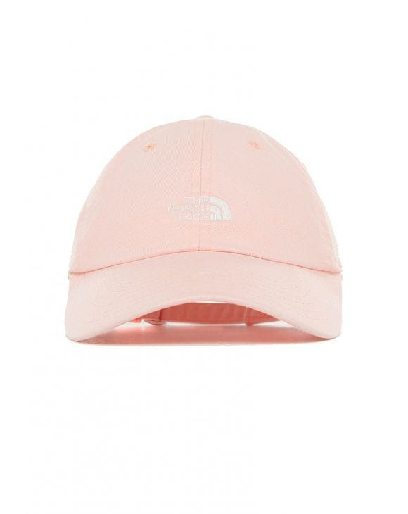WASHED NORM CAP IN PINK