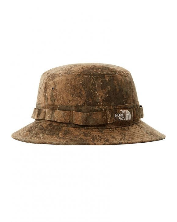 CLASS V BRIMMER HAT IN MILITARY OLIVE GREEN