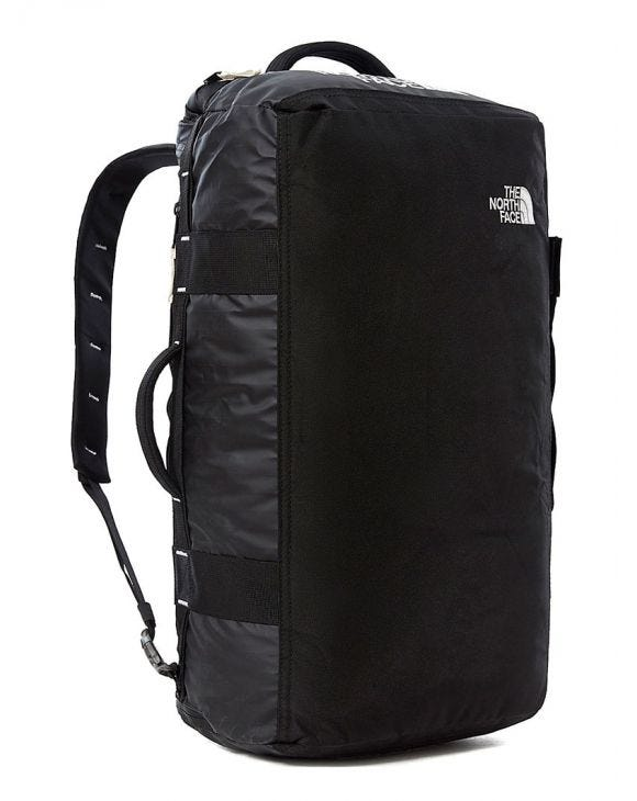 BASE CAMP VOYAGER DUFFEL IN BLACK