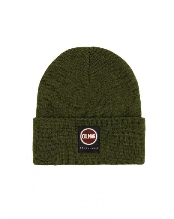 COLMAR BEANIE IN GREEN