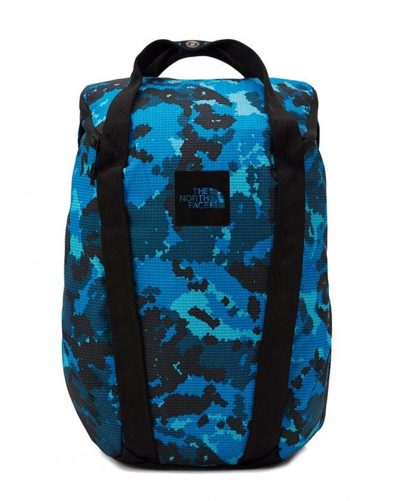INSTIGATOR BACKPACK IN CAMOUFLAGE BLUE