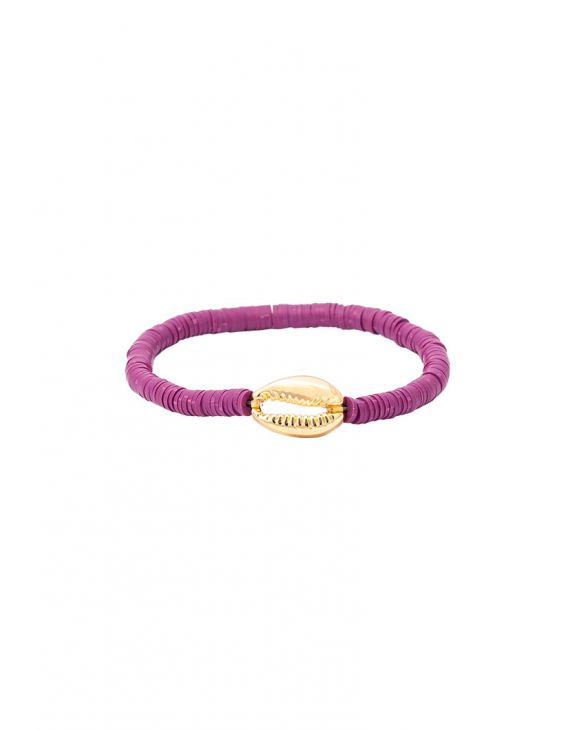 ANGEL ARMBAND IN VIOLETT
