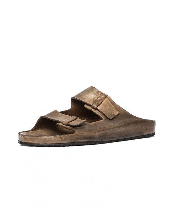 BLAKE SANDALS IN BROWN