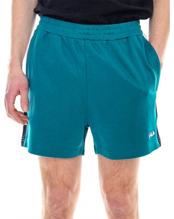 MAN CARLOS SHORTS IN GRÜN