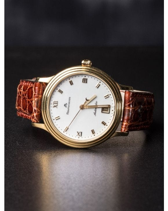 MAURICE LACROIX 18K GOLD