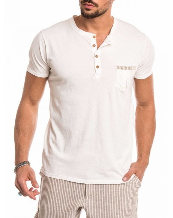 SERAFINO POCKET T-SHIRT