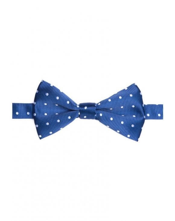 BLUE POIS PAPILLON