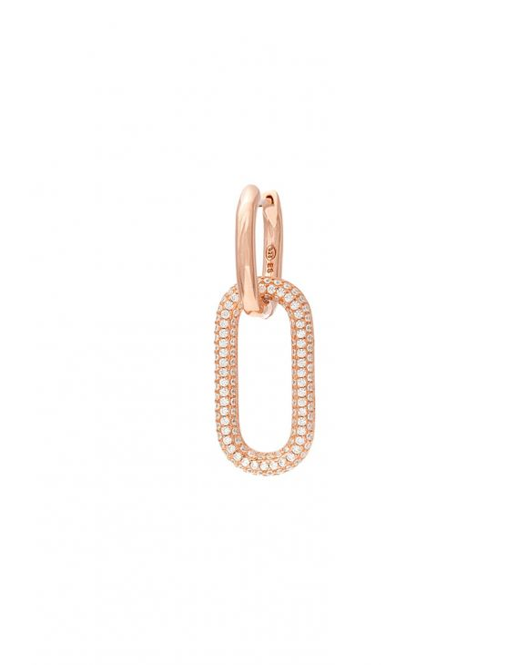 JOY ROSE GOLD FARBE OHRRING