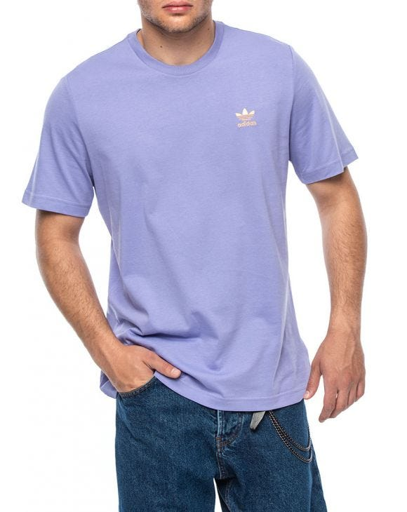 ESSENTIAL T-SHIRT IN LILA