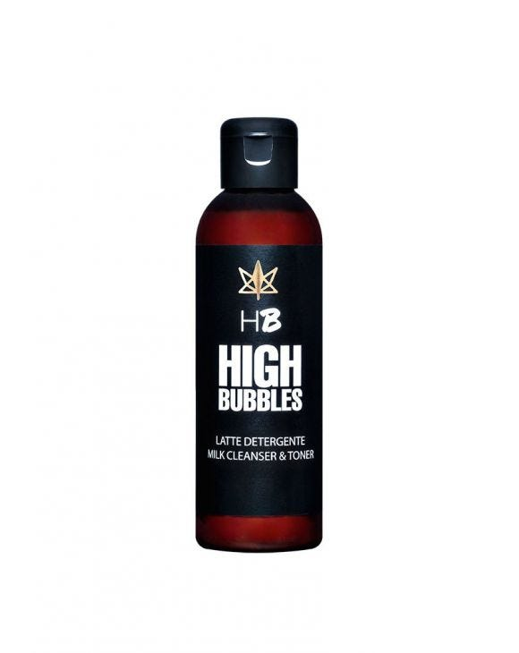 HIGH BONES - LATTE DETERGENTE E TONICO