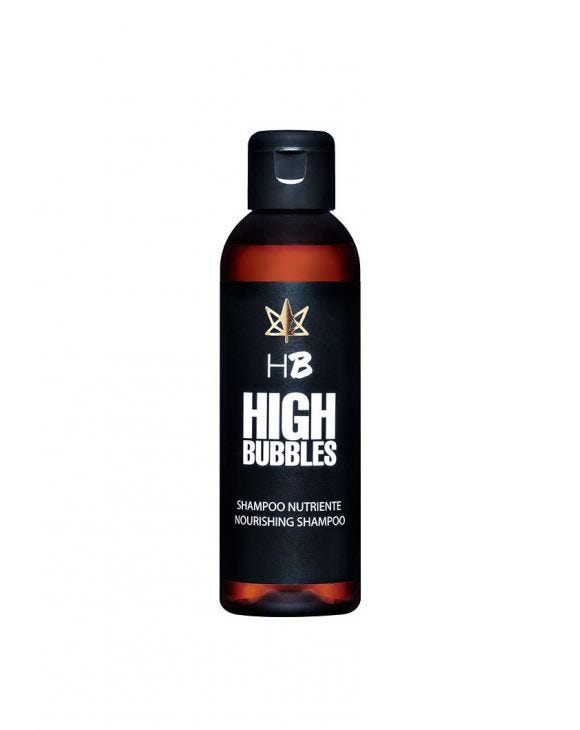 HIGH BUBBLES - SHAMPOO NUTRIENTE