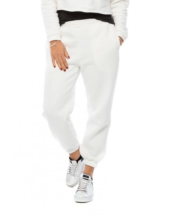 SOPHIA SWEATPANTS IN CREAM