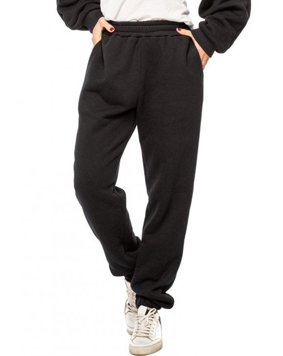 EMILY SWEATPANTS IN BLACK