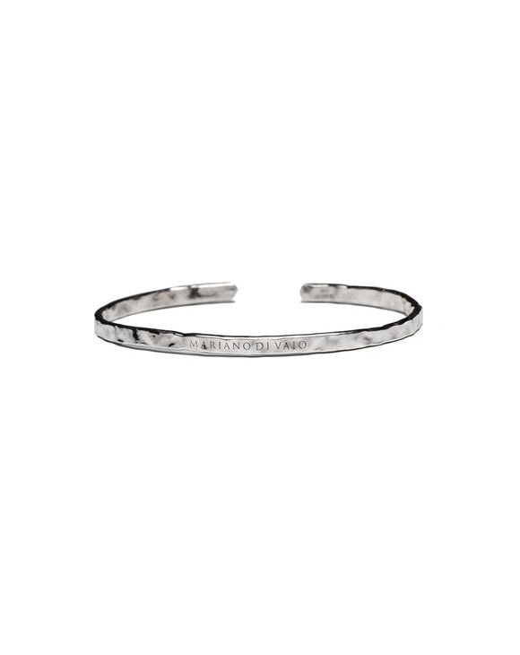 STONE ARMBAND IN SILBER