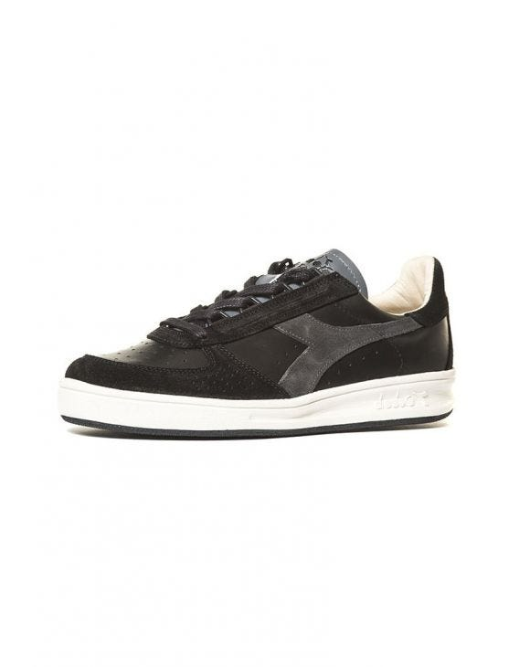 B ELITE SL SNEAKERS IN BLACK