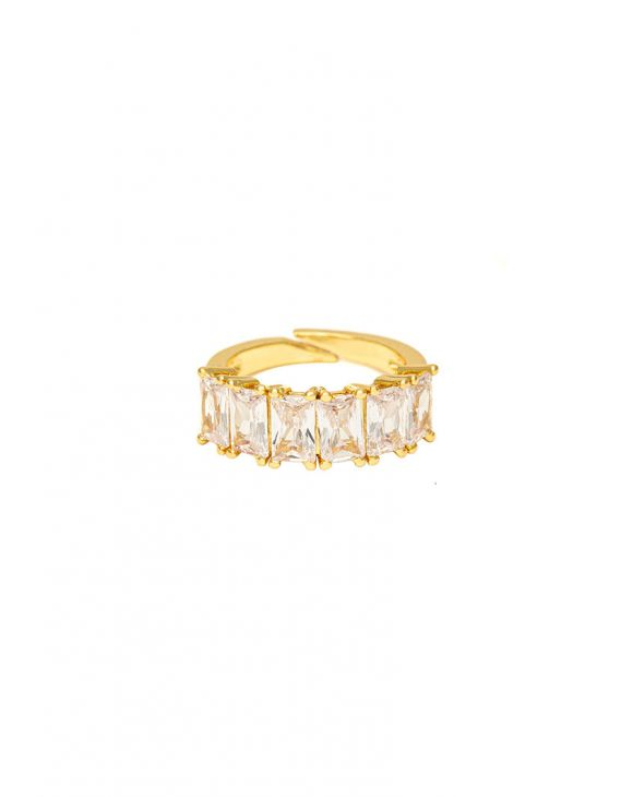 BECKA RING IN GOLD