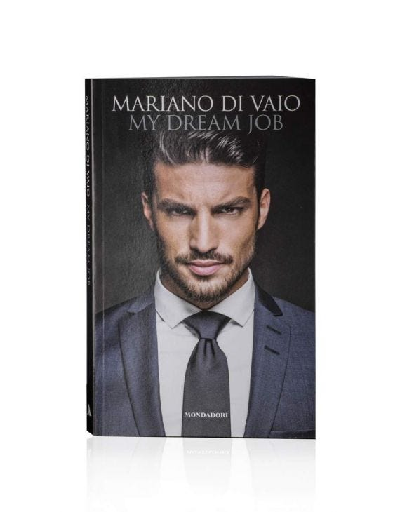 MY DREAM JOB - MARIANO DI VAIO