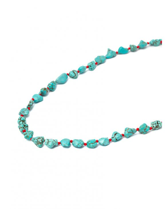 JALAL NECKLACE IN TURQUOISE