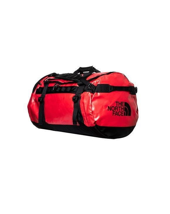 BASE CAMP DUFFEL S IN RED