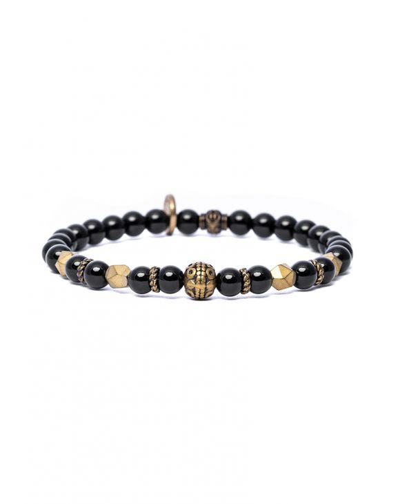 PINAK BRACELET IN BLACK