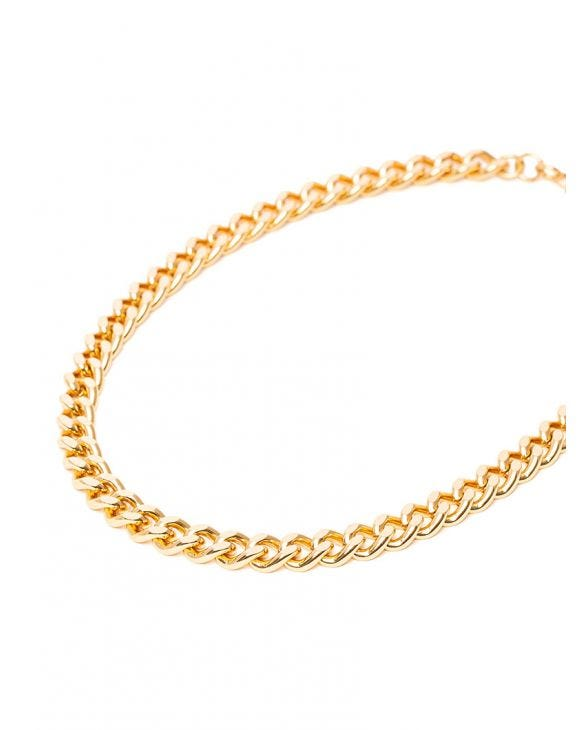 DEVANG GROUMETTE NECKLACE IN YELLOW