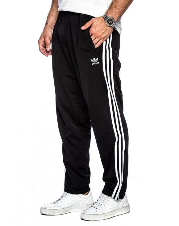 FIREBIRD TP SWEATPANTS IN BLACK
