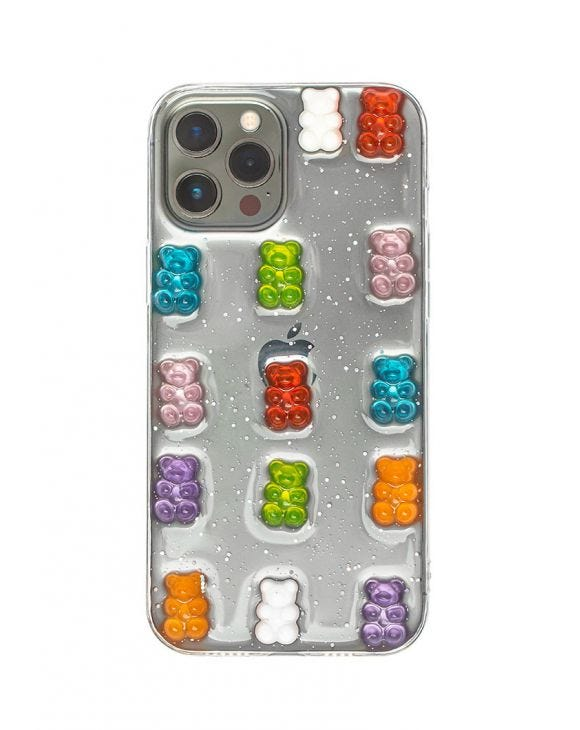 GUMMY BEARS MULTICOLOR COVER