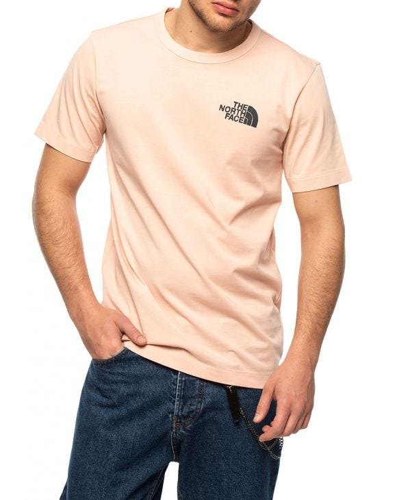 HIMALAYAN BOTTLE SOURCE T-SHIRT IN PINK