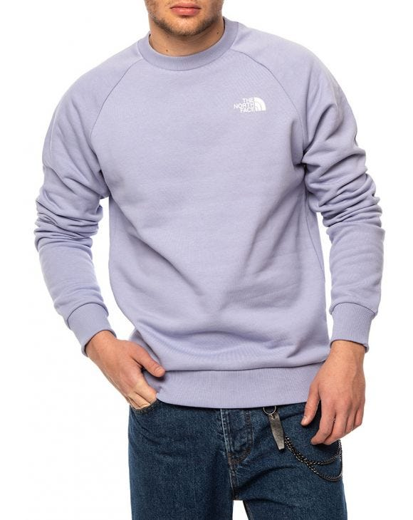 REDBOX SWEATSHIRT IN LILAC