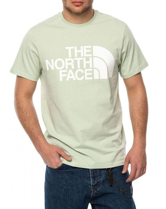 STANDARD T-SHIRT IN MINT GREEN