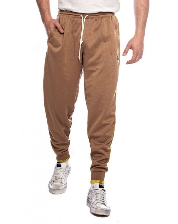 TRACK PANTS IN BEIGE