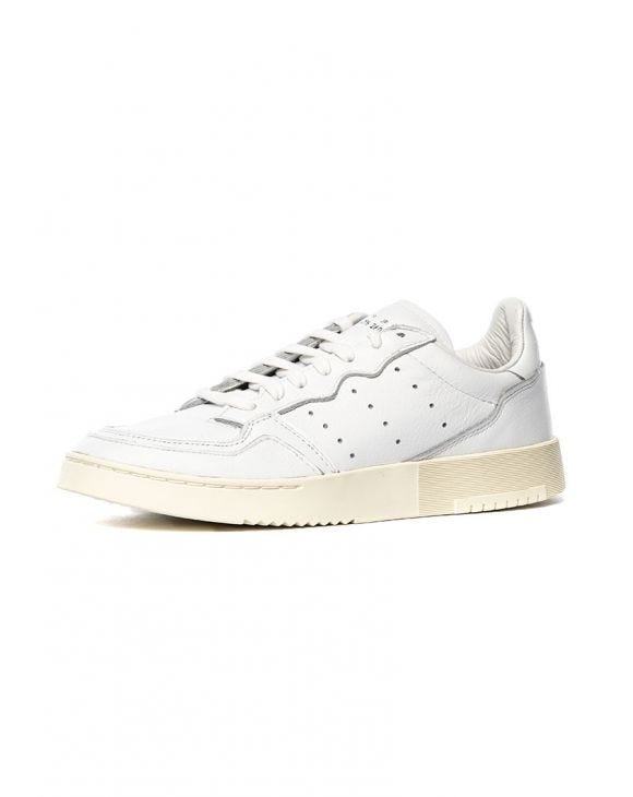 SUPERCOURT SNEAKERS IN WHITE