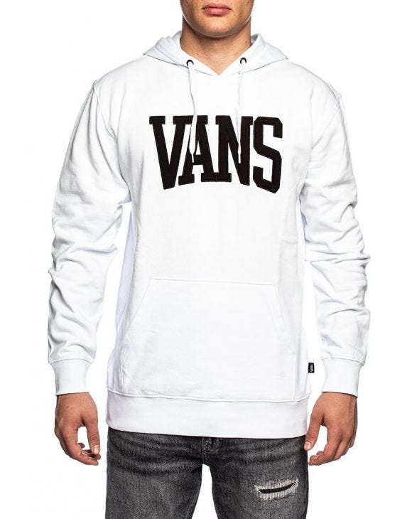 MN SVD UNIVERSITY PO HOODIES IN WHITE