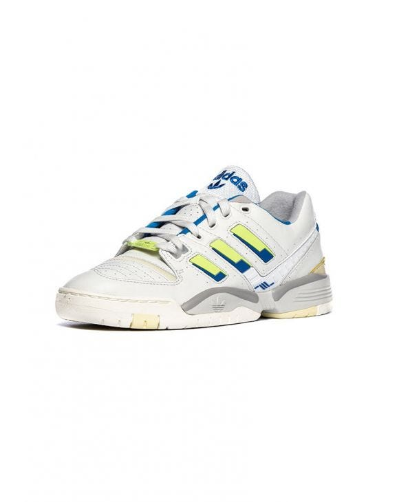TORSION COMP SNEAKERS EN BLANC ET BLEU