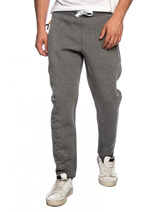 COMBAT SCUBA JOGGER IN DARK GREY