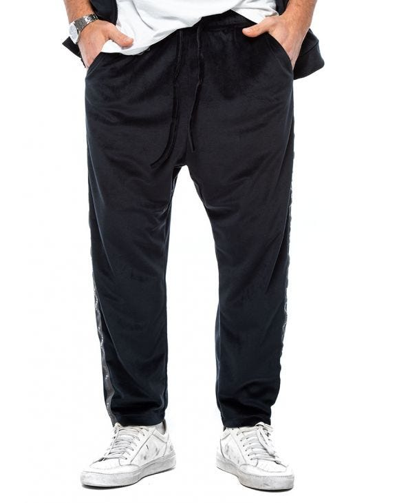 VINCE SWEATPANTS IN BLACK