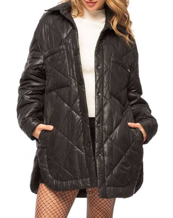 SAVANNAH JACKET IN BLACK