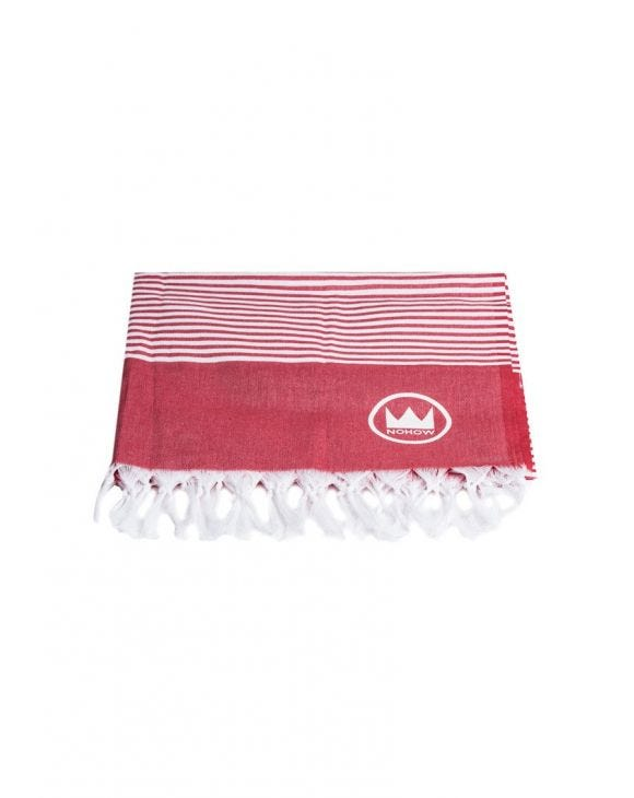 RED NHW TOWEL