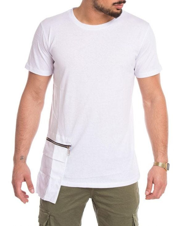 2130 T-SHIRT IN WHITE