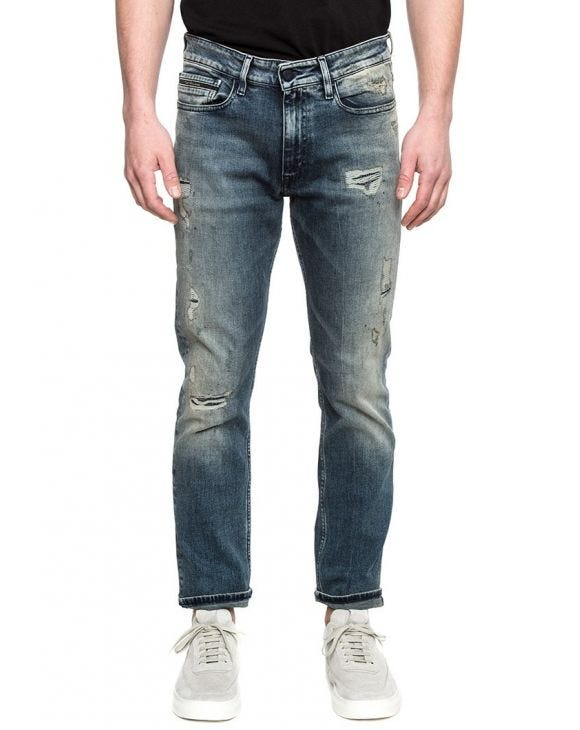 ORION CK JEANS IN BLAU