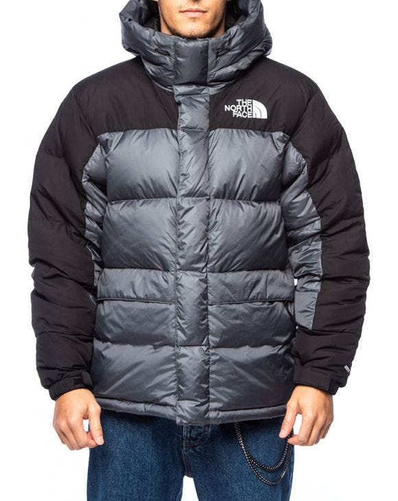 HIMALAYAN DOWN JACKET IN GREY