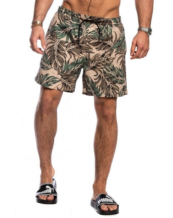 SHARK BERMUDASHORTS IN BEIGE