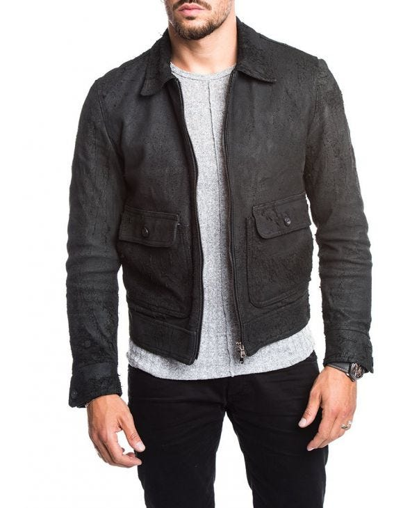 MATTHEW AVIATOR JACKET