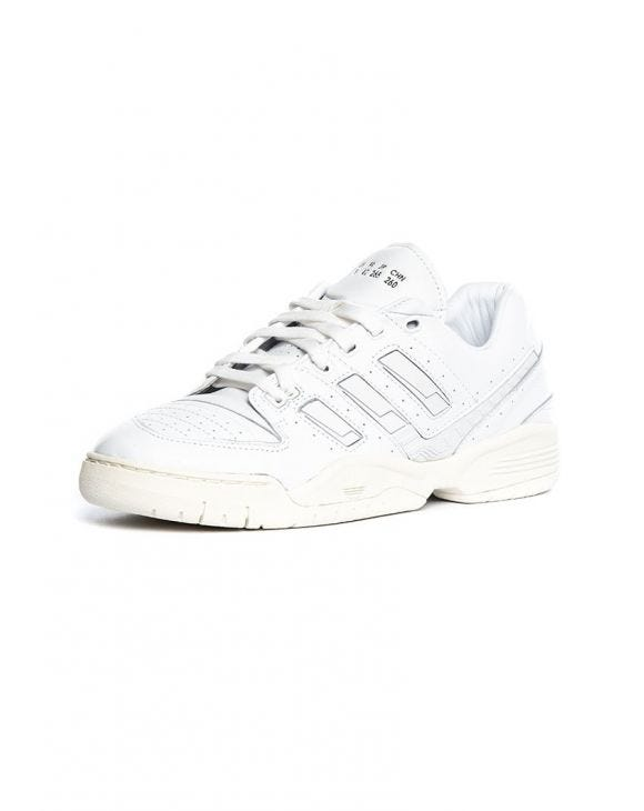 TORSION COMP SNEAKERS IN WHITE