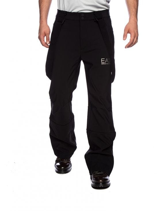 EA7 SKI PANTS IN BLACK
