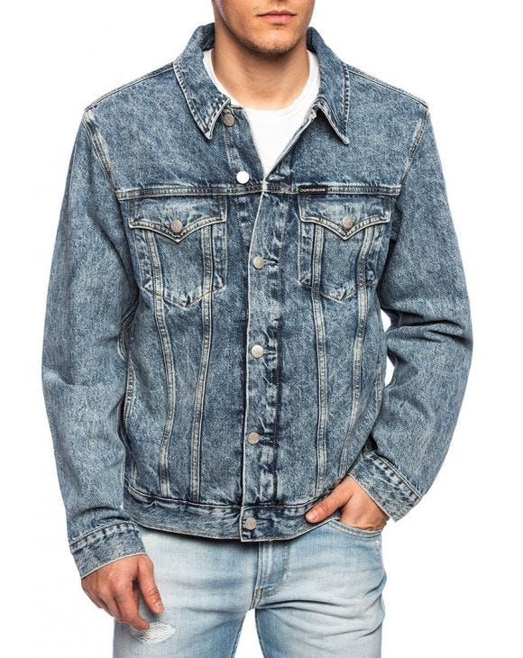 FOUNDATION JEANSJACKE