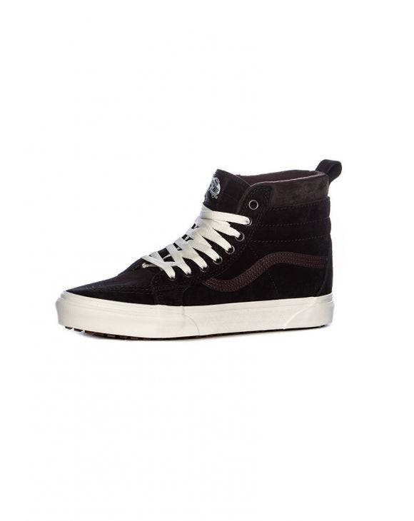 UA SK8-HI MTE SNEAKERS IN BLACK