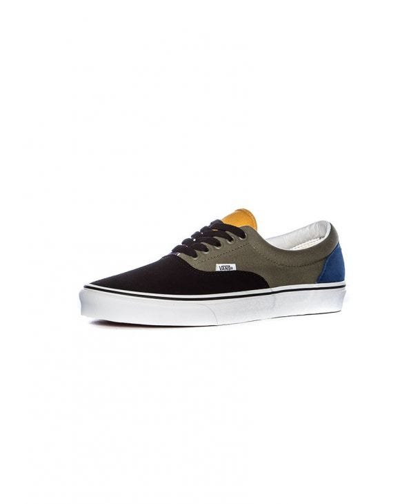 ERA SNEAKERS IN BLACK AND GREEN