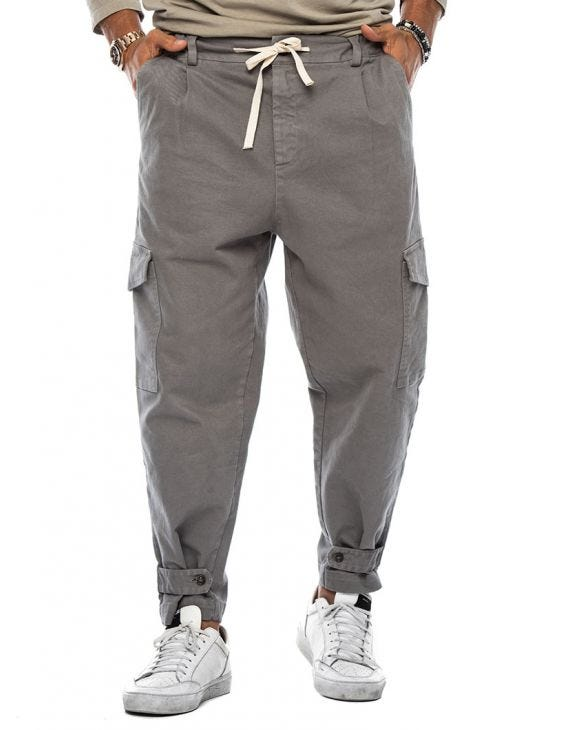 CARTER PANTS IN GREY