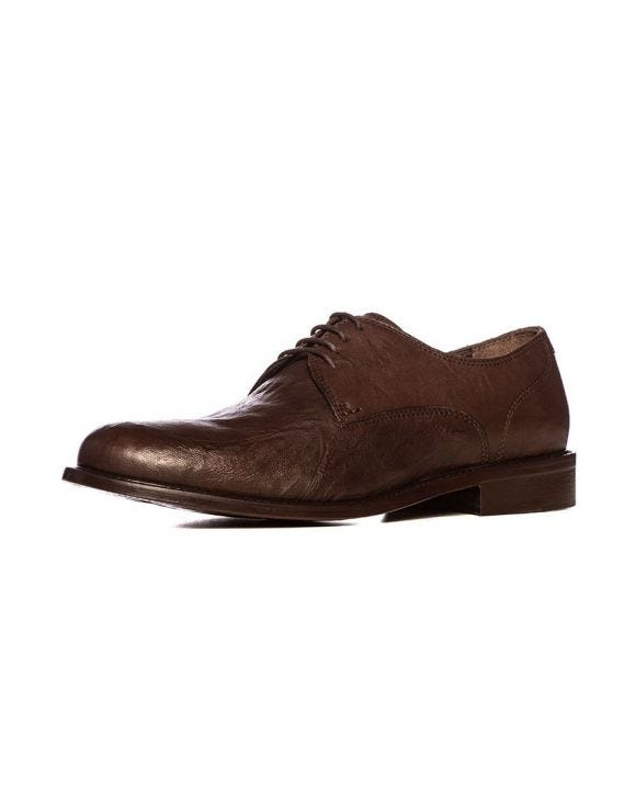 BOSWELL DERBYS IN BROWN